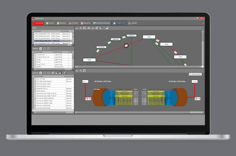 Intuitive Netzmanagement-Software von OTN